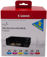 CANON 29 CMY/PC/PM/R Multi pack